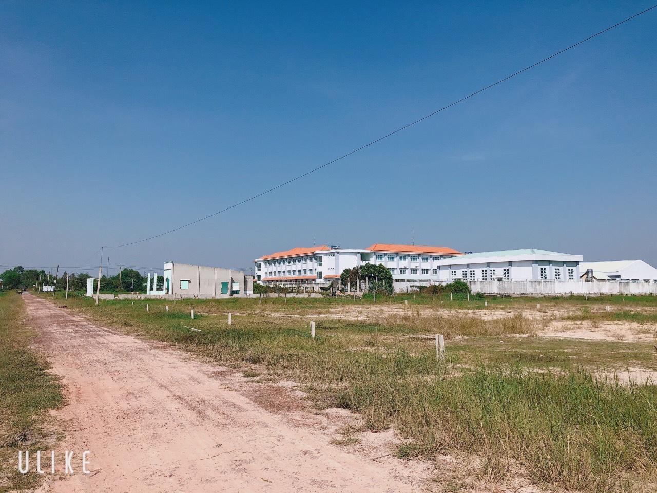 Đất Phước Hiệp, Củ Chi, thổ cư 125m2 nằm ngay giữa trường cấp 1 và 2