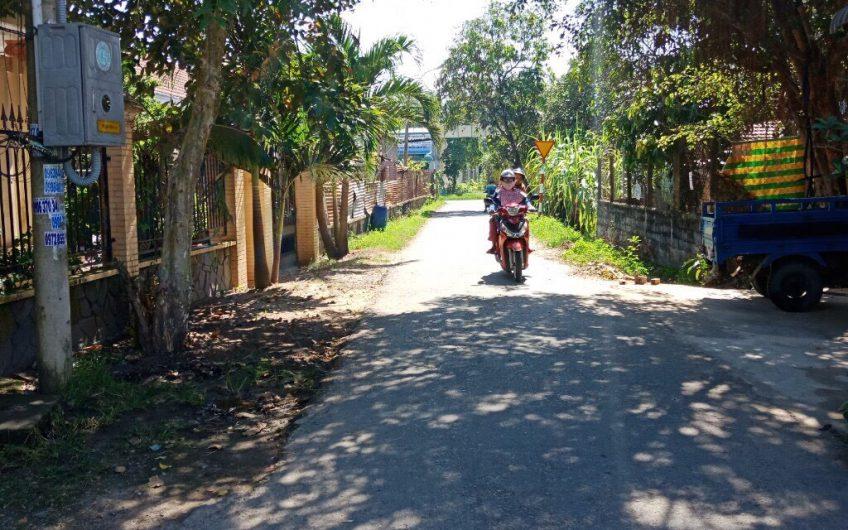 Bán Đất Đường Nguyễn Thị Lộc, Củ Chi. 174m2..750tr..sổ riêng