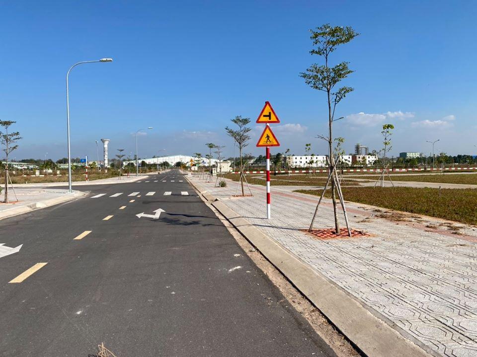 Đất Củ Chi sổ hồng riêng ngay đường Nguyễn Thị Lắng